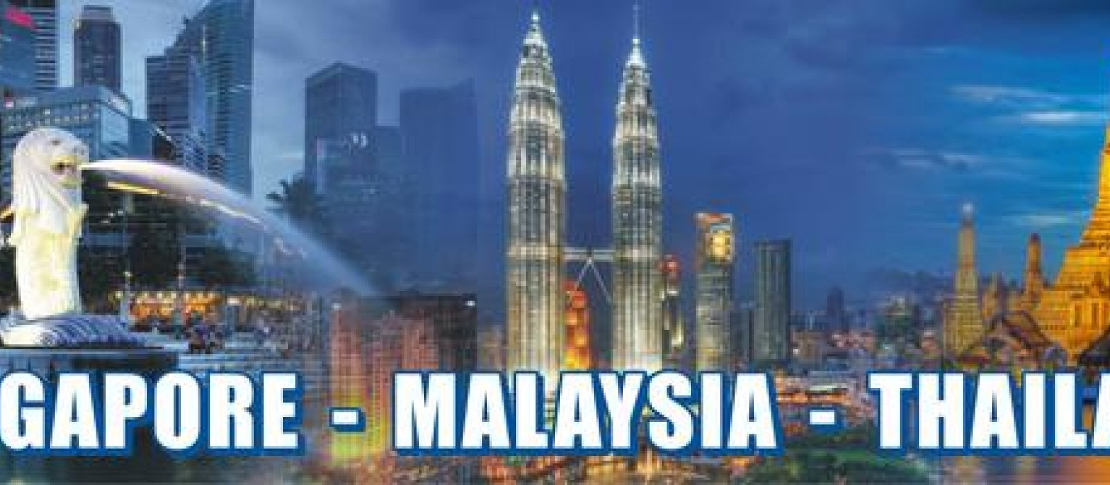 HALLMARK THAILAND, MALAYSIA, SINGAPORE WITH DREAM CRUISE