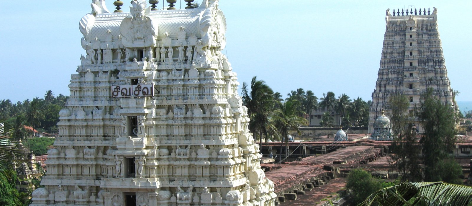 Rameshwaram and Kanyakumari
