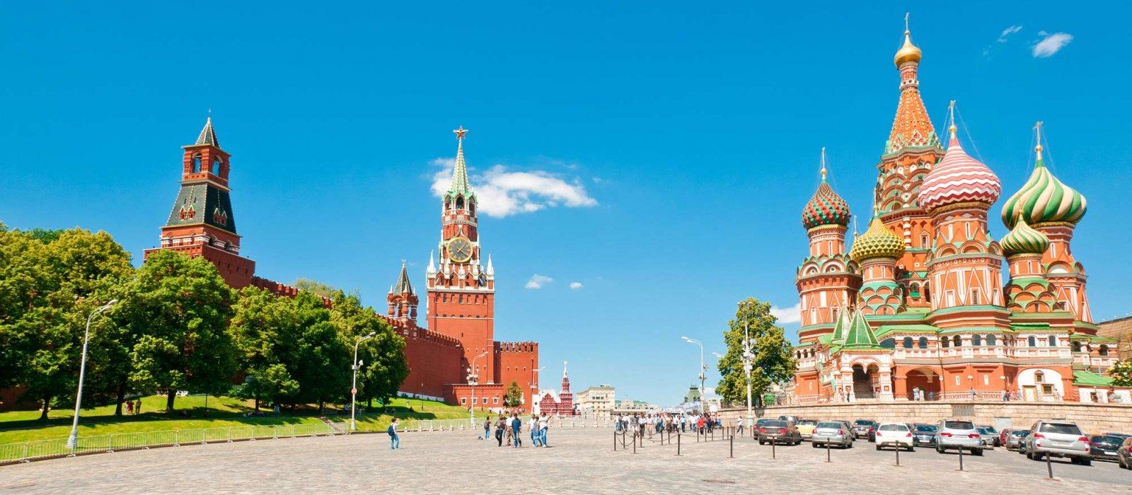 Ravishing Russia